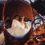 Macy's Parade - really early, really cold!